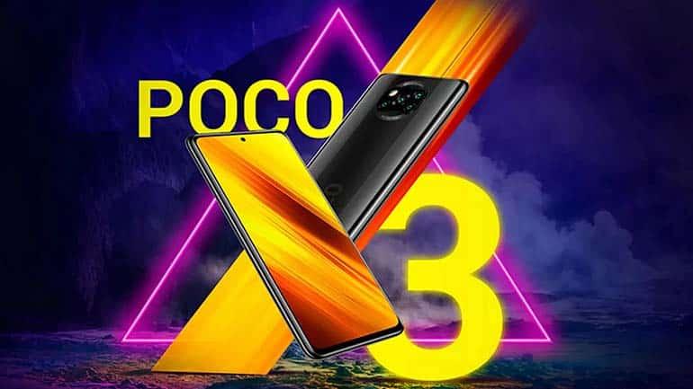 pocox3 first - فروشگاه خانه موبایل