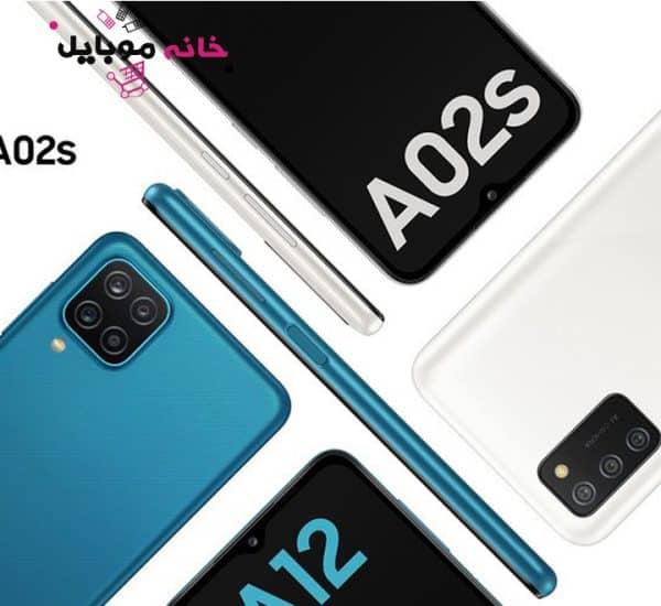 سامسونگ Samsung Galaxy A02s 64g