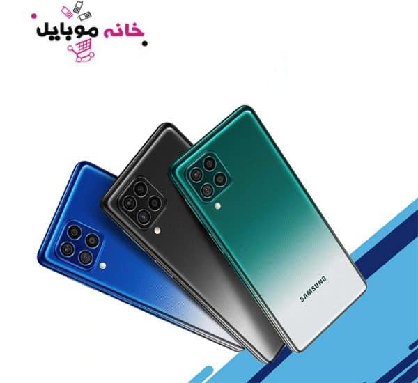رنگ های گوشی m62